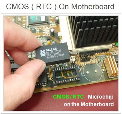 CMOS RTC