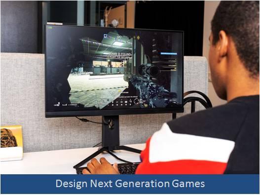 Design Computer Games