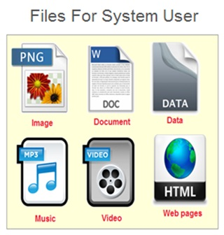 Files For User