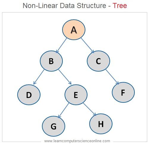 Non Linear Data Structure Tree