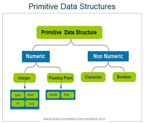 Primitive Data Structures
