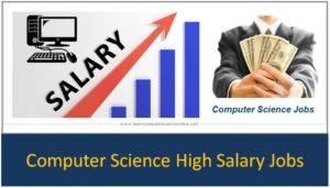 Computer Science Salary