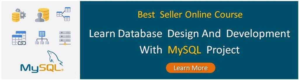 Database , Database Design Course , Database Tutorial