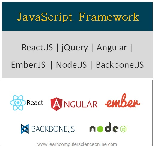 Javascript Framework , Software Framework
