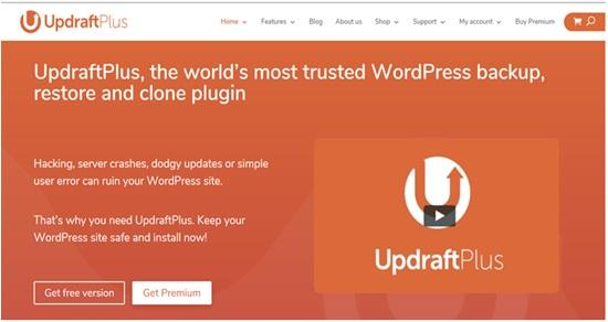 Website Backup Plugin