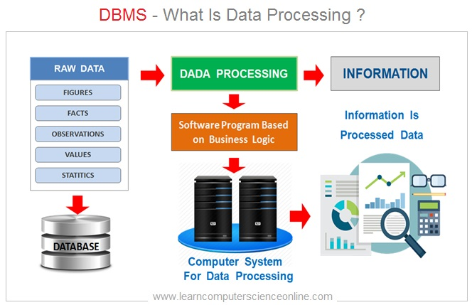 Data Processing , What Is Data