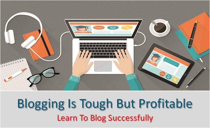 Learn To Blog Successfully