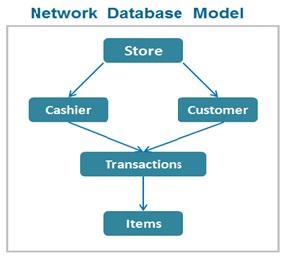 Network Database Model , Database Management System