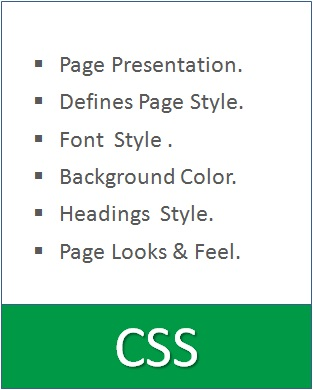 CSS , Cascading Style Sheets