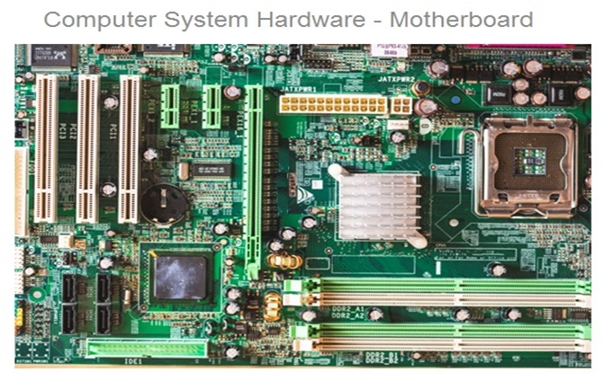Computer System Motherboard