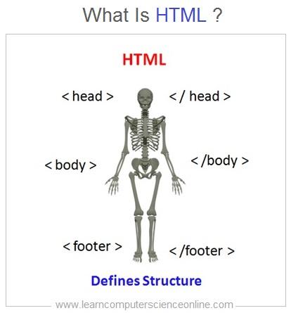 What Is HTML , HTML , Full Stack Developer