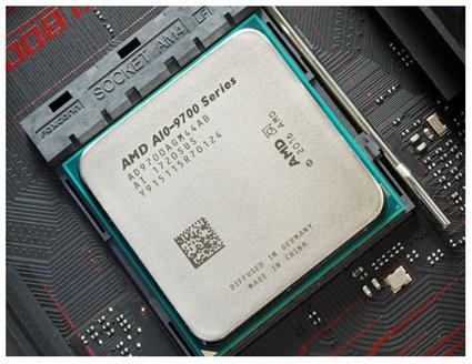 AM4 CPU Socket For AMD Processor