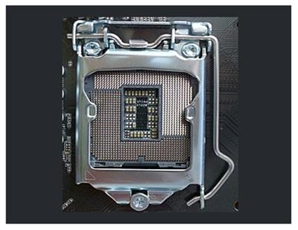 LGA 1151 CPU Socket For Intel Processor