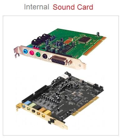 Sound Card Internal
