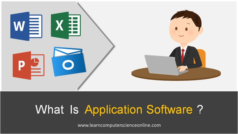 What is application software , application software , apps