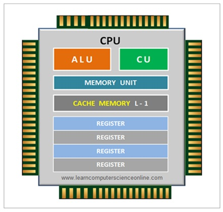 Central Processing Unit , CPU