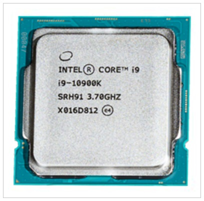 Intel CPU label