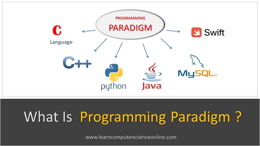 Programming Paradigm Tutorial