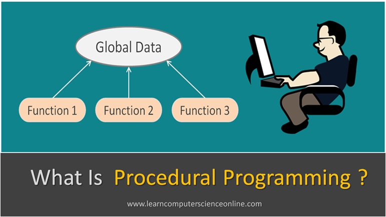 What Is Procedural Programming