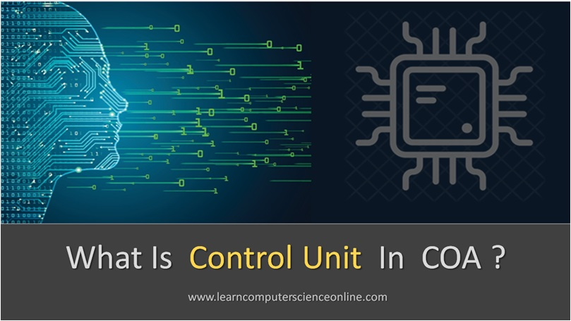 What Is Control Unit